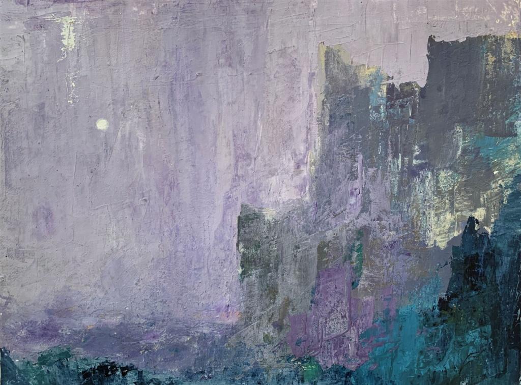 Abstrakt tegner Otto Nielsen