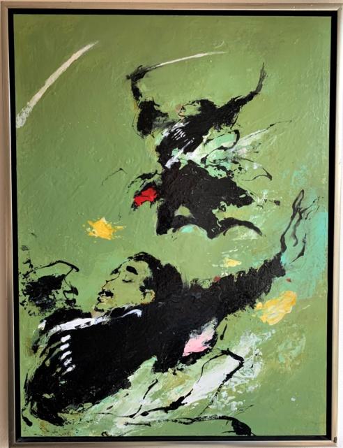 1966-7 Circassian Dance, U.S.S.R.