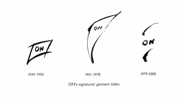 Otto Nielsen 3 signaturer