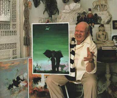 Tegner Otto Nielsen